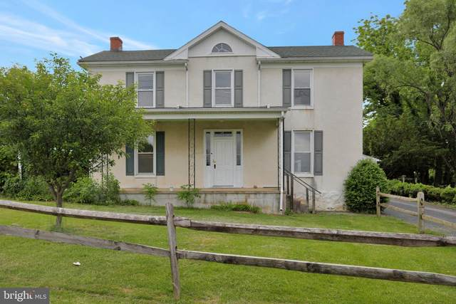 11078 Middleway Pike, CHARLES TOWN, WV 25414 (#WVJF142744) :: Blackwell Real Estate
