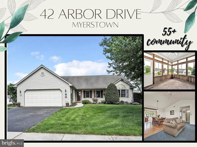 42 Arbor Drive, MYERSTOWN, PA 17067 (#PALN119506) :: TeamPete Realty Services, Inc
