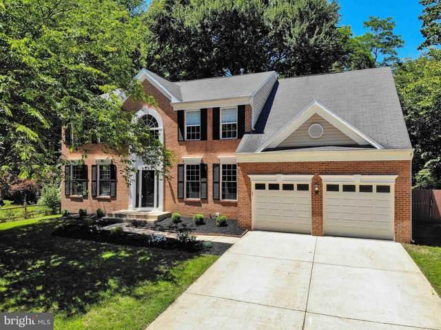 5304 Lakevale Terrace, BOWIE, MD 20720 (#MDPG608076) :: Revol Real Estate