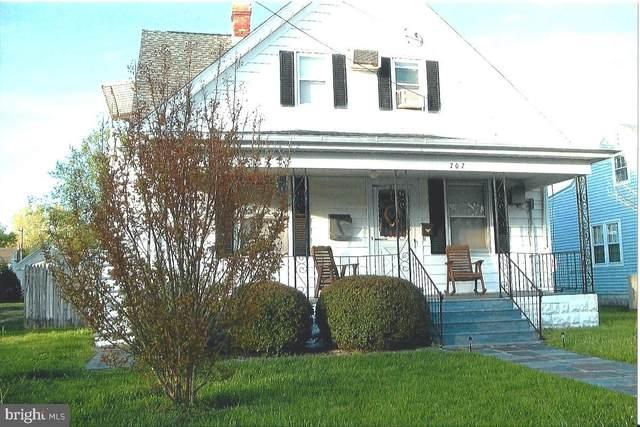 707 Cedar Street, POCOMOKE CITY, MD 21851 (#MDWO122792) :: LoCoMusings