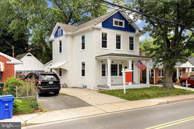401 S Fillmore Street, ARLINGTON, VA 22204 (#VAAR182346) :: City Smart Living