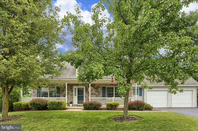 55 Scarlet Oak Drive, ETTERS, PA 17319 (#PAYK159340) :: Flinchbaugh & Associates