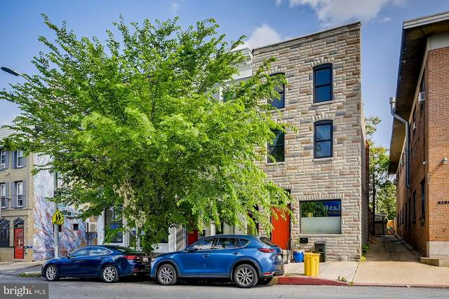 2112 Eastern Avenue, BALTIMORE, MD 21231 (#MDBA552830) :: The Mike Coleman Team