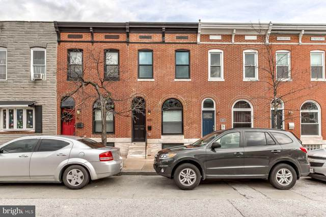 405 S East Avenue, BALTIMORE, MD 21224 (#MDBA552834) :: SURE Sales Group