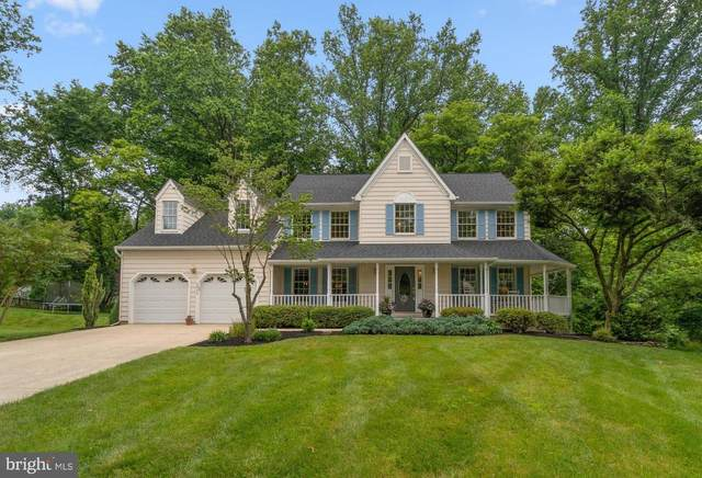 2911 River Falls Court, ELLICOTT CITY, MD 21042 (#MDHW295408) :: Corner House Realty