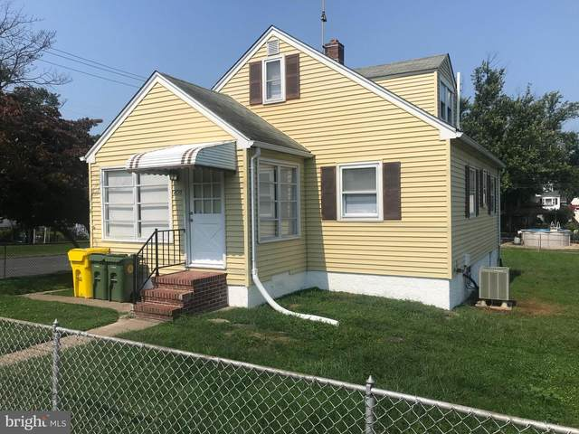 400 Townsend Avenue, BALTIMORE, MD 21225 (#MDAA469936) :: Advance Realty Bel Air, Inc