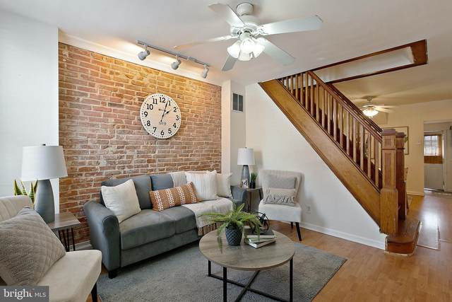 1720 Byrd Street, BALTIMORE, MD 21230 (#MDBA552840) :: SURE Sales Group