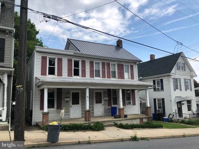 24 N Pleasant Avenue, DALLASTOWN, PA 17313 (#PAYK159346) :: Century 21 Dale Realty Co