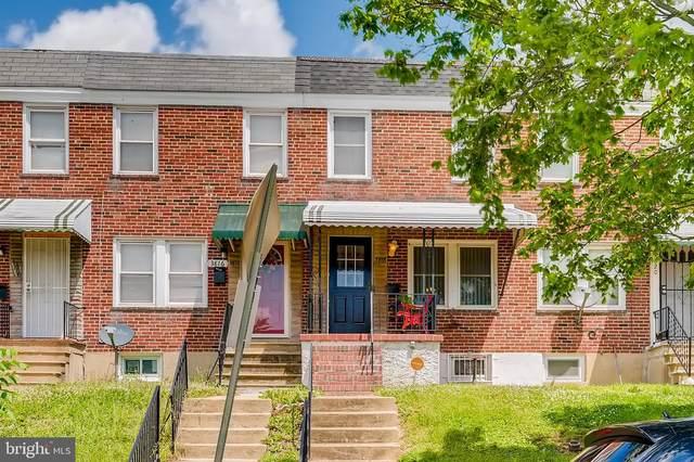 3818 Lyndale Avenue, BALTIMORE, MD 21213 (#MDBA552844) :: RE/MAX Advantage Realty