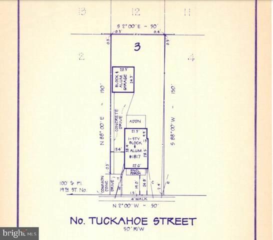 1817 N Tuckahoe Street, ARLINGTON, VA 22205 (#VAAR182360) :: City Smart Living
