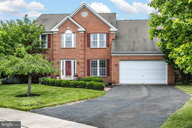 12 Henley Place, PENNINGTON, NJ 08534 (MLS #NJME313198) :: The Dekanski Home Selling Team