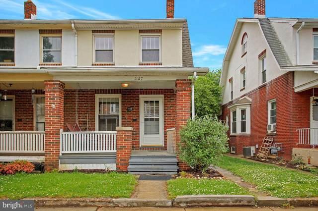 1127 E South Street, YORK, PA 17403 (#PAYK159350) :: Flinchbaugh & Associates