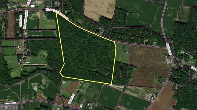 Wilgus Cemetary Rd, FRANKFORD, DE 19975 (#DESU183980) :: Colgan Real Estate