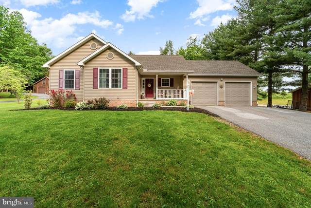 1311 Frederick Pike, LITTLESTOWN, PA 17340 (#PAAD116344) :: The Craig Hartranft Team, Berkshire Hathaway Homesale Realty