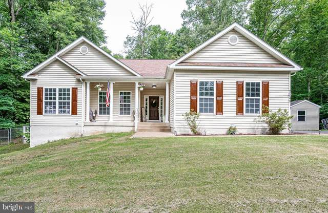 7126 Arrow Wood Drive, FREDERICKSBURG, VA 22408 (#VACV124364) :: Corner House Realty