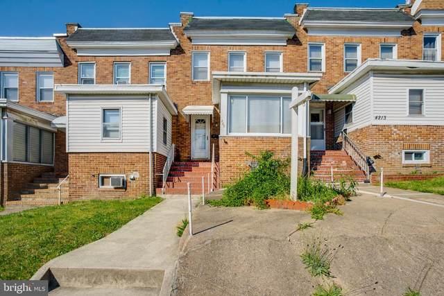 4215 Berger Avenue, BALTIMORE, MD 21206 (#MDBA552864) :: Shamrock Realty Group, Inc
