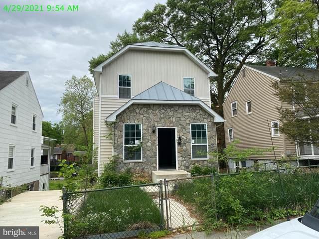 3112 Chestnut Street NE, WASHINGTON, DC 20018 (#DCDC523928) :: Cortesi Homes