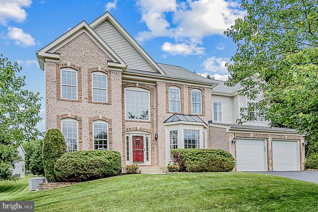 2712 Millers Way Drive, ELLICOTT CITY, MD 21043 (#MDHW295428) :: RE/MAX Advantage Realty