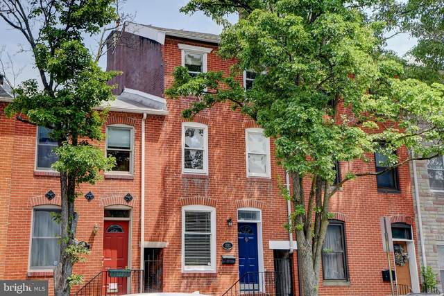 1133 Battery Avenue, BALTIMORE, MD 21230 (#MDBA552872) :: The Dailey Group