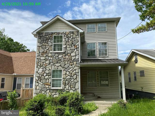 2908 S Dakota Avenue NE, WASHINGTON, DC 20018 (#DCDC523940) :: Cortesi Homes
