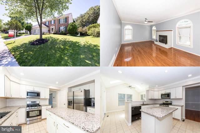1605 Sage Brush Court, SEVERN, MD 21144 (#MDAA469964) :: Berkshire Hathaway HomeServices McNelis Group Properties
