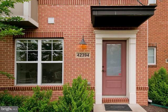 42394 Pale Iris Terrace, BRAMBLETON, VA 20148 (#VALO439882) :: Century 21 Dale Realty Co