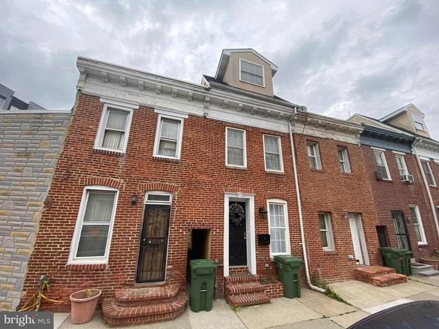 54 W West Street, BALTIMORE, MD 21230 (#MDBA552882) :: The Dailey Group