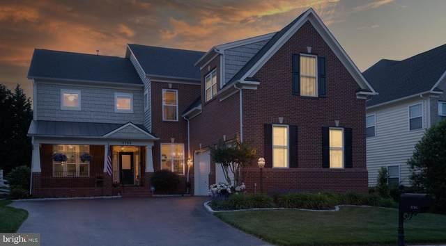 8704 Flowering Dogwood Lane, LORTON, VA 22079 (#VAFX1204960) :: AJ Team Realty