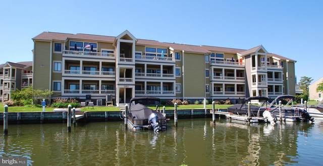 206 N Heron Drive #9, OCEAN CITY, MD 21842 (#MDWO122824) :: LoCoMusings
