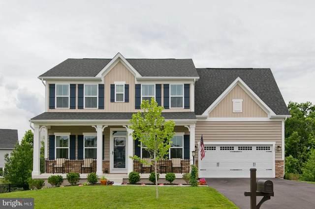 105 Cabbage White Drive, LAKE FREDERICK, VA 22630 (#VAFV164454) :: Eng Garcia Properties, LLC