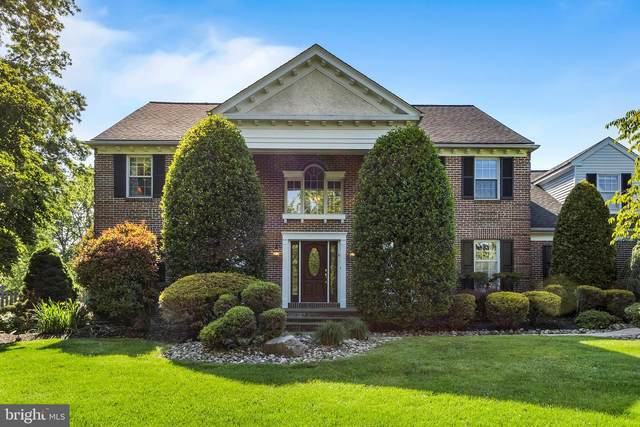 955 Rosewood Drive, BLUE BELL, PA 19422 (#PAMC695212) :: The Schiff Home Team
