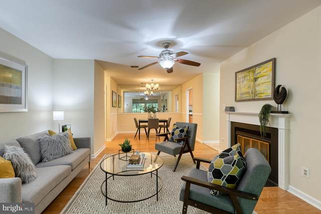 2806 Lee Oaks Place #101, FALLS CHURCH, VA 22046 (#VAFX1205106) :: Nesbitt Realty