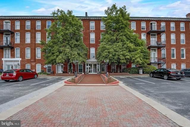 2639 Boston Street #117, BALTIMORE, MD 21224 (#MDBA552972) :: The Dailey Group