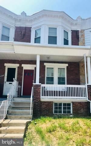 6242 N Woodstock Street, PHILADELPHIA, PA 19138 (#PAPH1022544) :: Potomac Prestige