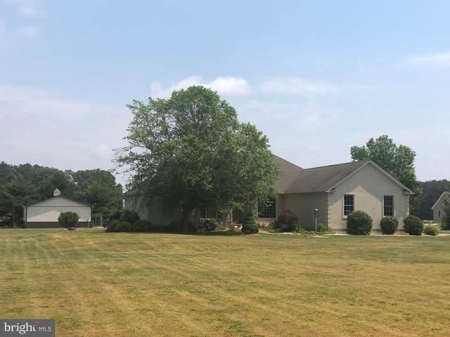 6351 Ray Road, BRIDGEVILLE, DE 19933 (#DESU184046) :: Bright Home Group