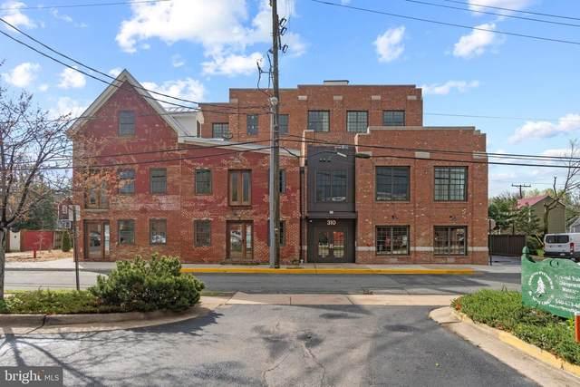 310 Frederick Street #202, FREDERICKSBURG, VA 22401 (#VAFB119200) :: The Miller Team