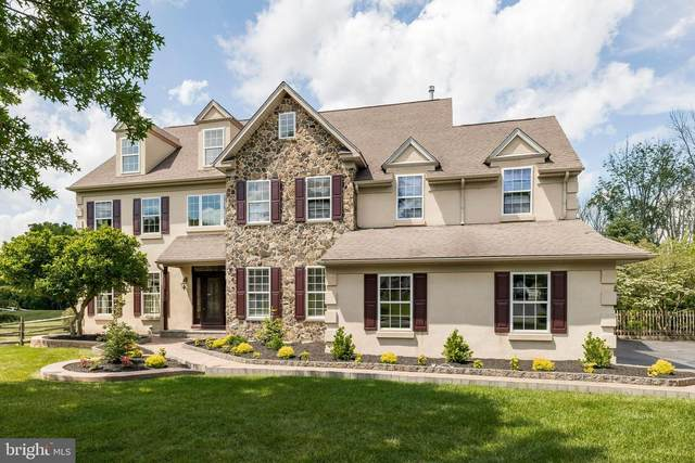 20 Brookside Road, COLLEGEVILLE, PA 19426 (#PAMC695254) :: Shamrock Realty Group, Inc