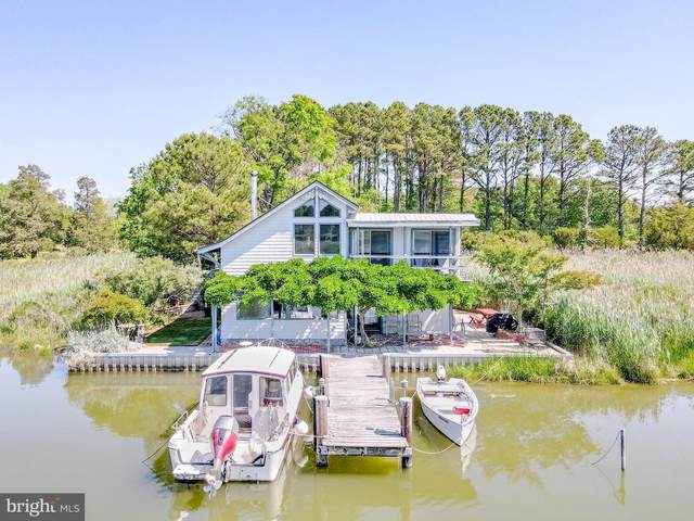 138 Great Neck Road, STEVENSVILLE, MD 21666 (#MDQA147954) :: The MD Home Team