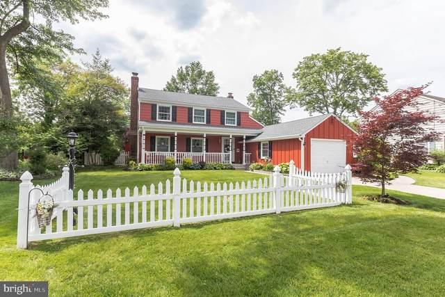 141 Pearlcroft Road, CHERRY HILL, NJ 08034 (#NJCD421064) :: Rowack Real Estate Team