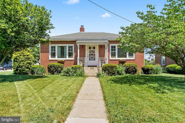 25 N Forrest Street, YORK, PA 17404 (#PAYK159430) :: The Joy Daniels Real Estate Group