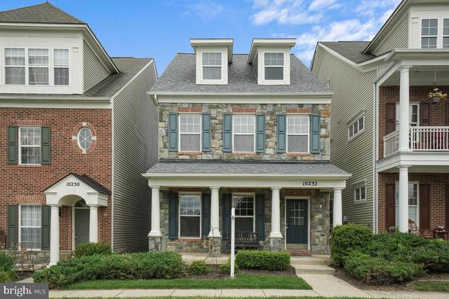 10232 Wood Thrush Drive, NEW MARKET, MD 21774 (#MDFR283344) :: Ultimate Selling Team