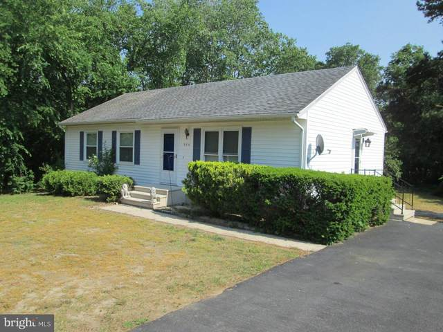 309 Liberty Road, FEDERALSBURG, MD 21632 (#MDCM125606) :: The Sky Group