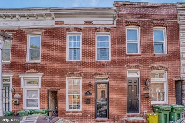 710 S Rose Street, BALTIMORE, MD 21224 (#MDBA553018) :: SURE Sales Group