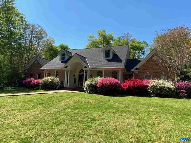 176 May Apple Ln Lane, NELLYSFORD, VA 22958 (#618088) :: Century 21 Dale Realty Co