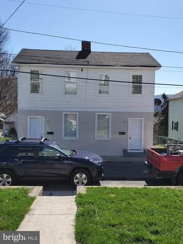 316 Hammond Street, WESTERNPORT, MD 21562 (#MDAL137134) :: AJ Team Realty