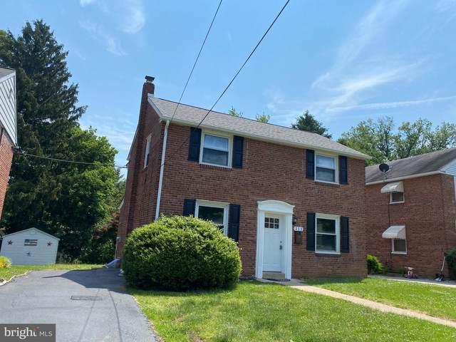 233 E Avon Street, BROOKHAVEN, PA 19015 (#PADE547406) :: Better Homes Realty Signature Properties