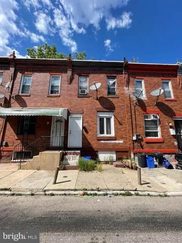 2541 W Seltzer Street, PHILADELPHIA, PA 19132 (#PAPH1022702) :: Jason Freeby Group at Keller Williams Real Estate
