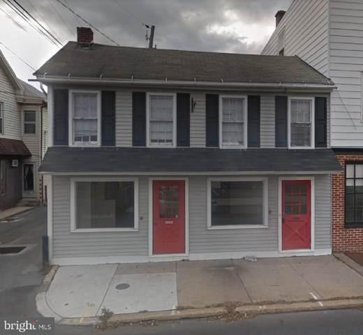 18 S Market Street, MECHANICSBURG, PA 17055 (#PACB135448) :: CENTURY 21 Home Advisors