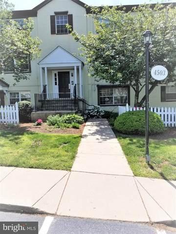 4503 Romlon Street #2, BELTSVILLE, MD 20705 (#MDPG608252) :: Eng Garcia Properties, LLC