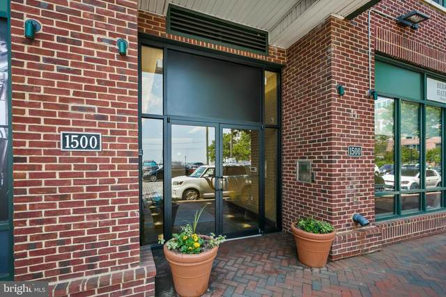 1500 Thames Street #308, BALTIMORE, MD 21231 (#MDBA553042) :: The Dailey Group